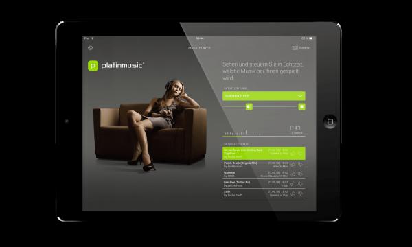 Platinmusic-iPad
